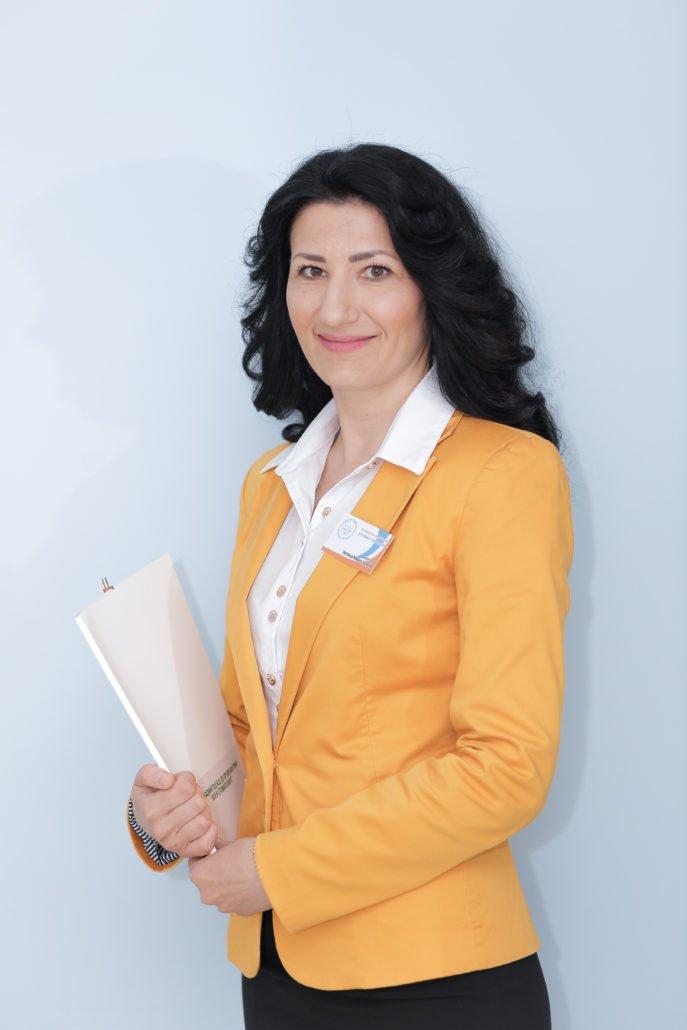 Tetiana Mykolaivna Pryz