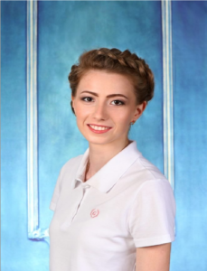 ШАРАПОВА ЛАРИСА ОЛЕГІВНА Стоматолог-терапевт