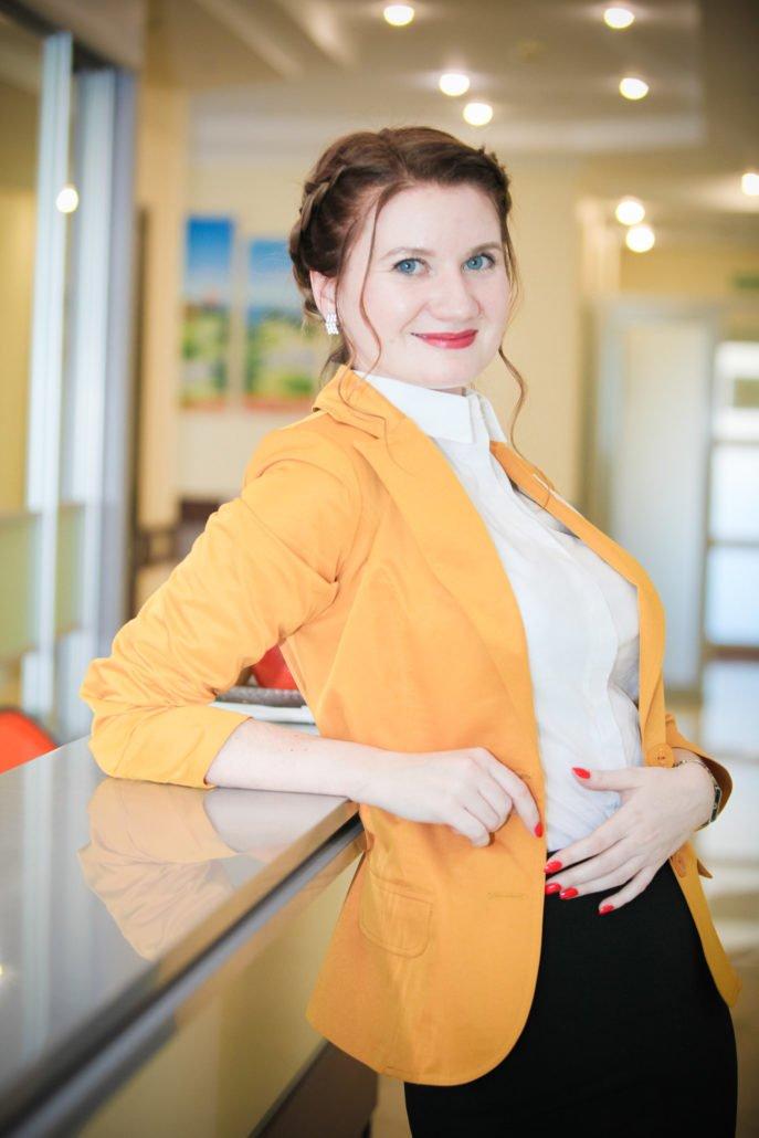 Kalinichenko Anna