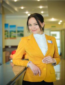 ШИЧКОВА МАРИНА Фінансист