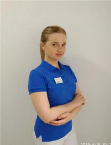 ФЕДОРОВА МАРИНА СЕРГІЇВНА Стоматолог-терапевт