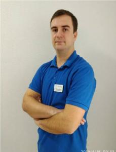ГОПКАЛО АРТЕМ СЕРГІЙОВИЧ Стоматолог-терапевт